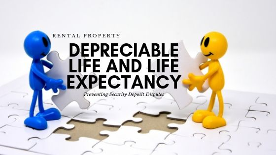 Depreciable Life Life Expectancy For Rental Purchases