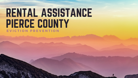 Rental Assistance Pierce County