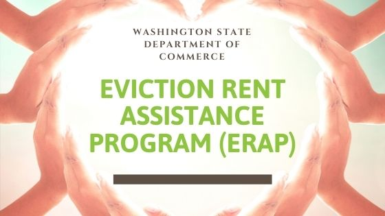 Washington State Department of Commerce Eviction Rental Assistance Program